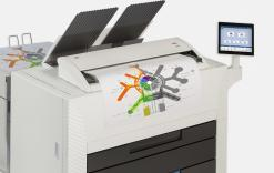 KIP 860 Multi-Function Colour System gallery image