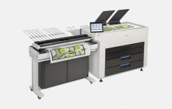 KIP 890 Multi-touch production colour print system gallery image