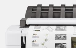 HP DesignJet T2600 DR PS 36-in MFP gallery image