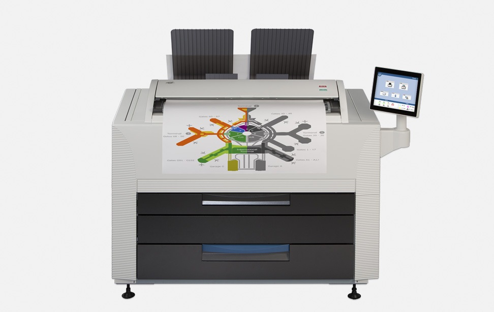 KIP 860 Multi-Function Colour System