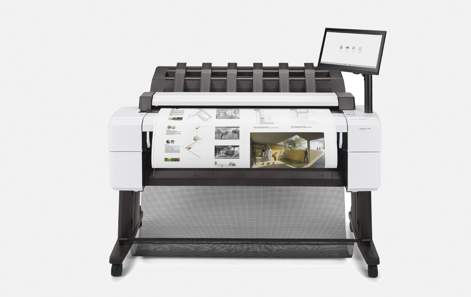 HP DesignJet T2600 DR PS 36-in MFP