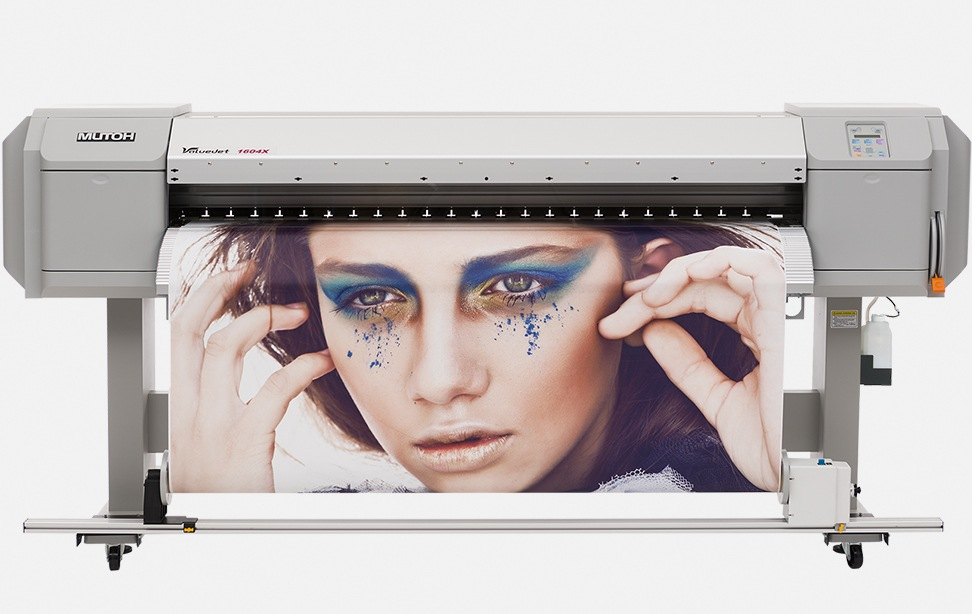 Mutoh ValueJet 1604X eco solvent printer