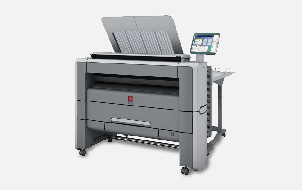 Oce Plotwave 340 Printer