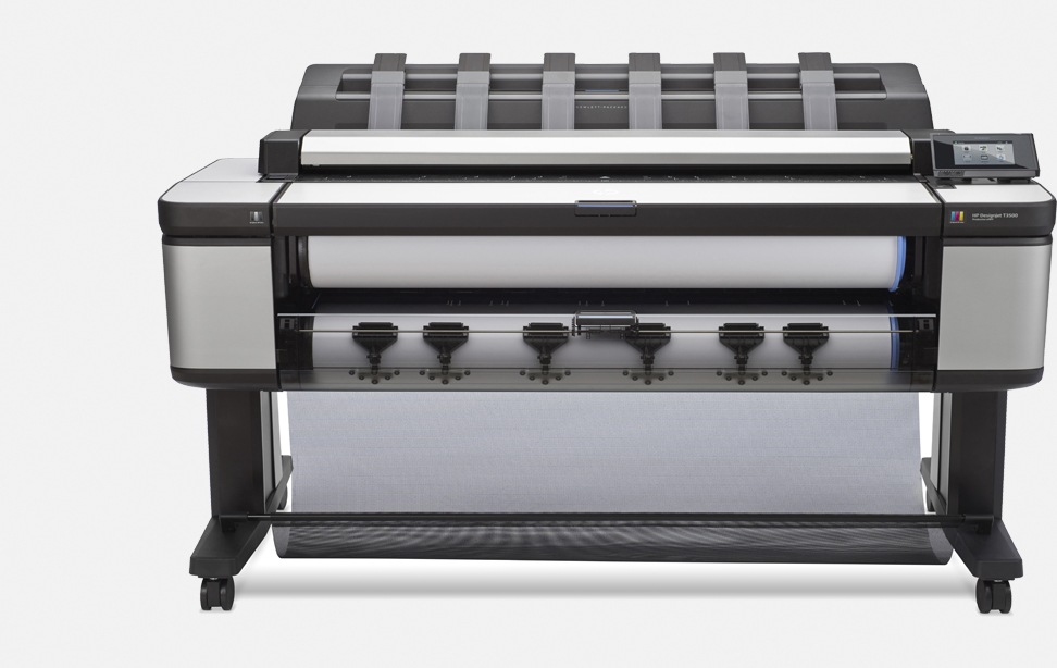 HP Designjet T3500eMFP PS Printer
