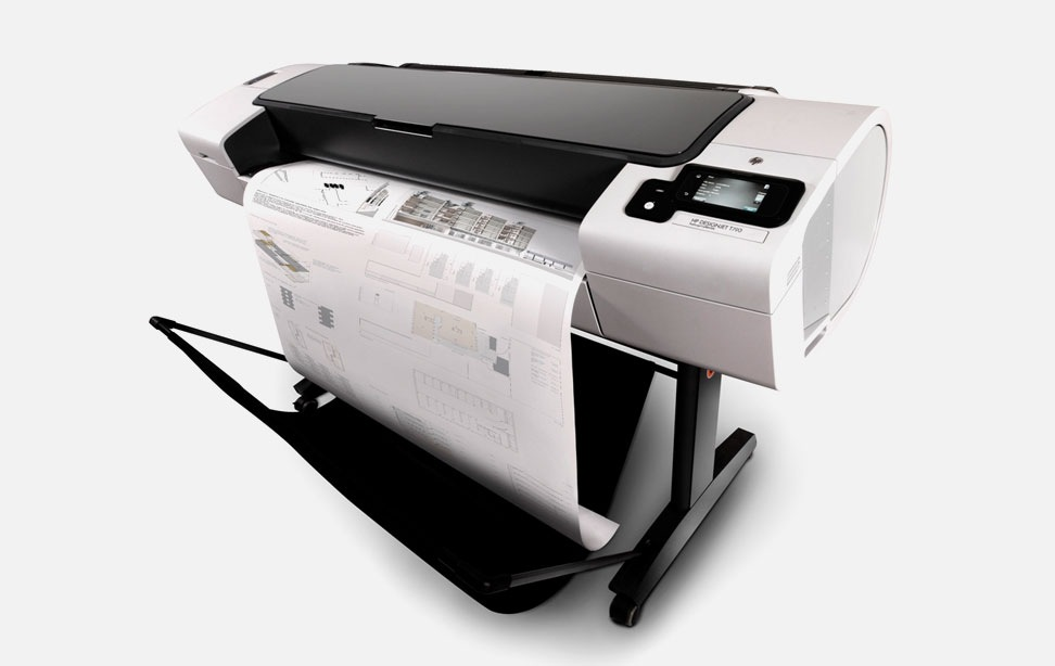 HP DesignJet T790 24 Printer
