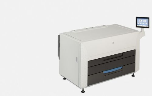 KIP 850 Multi-touch colour print system