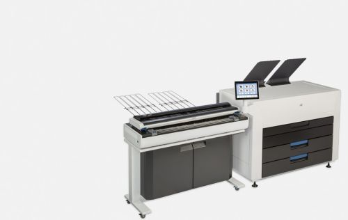 KIP 890 Multi-touch production colour print system