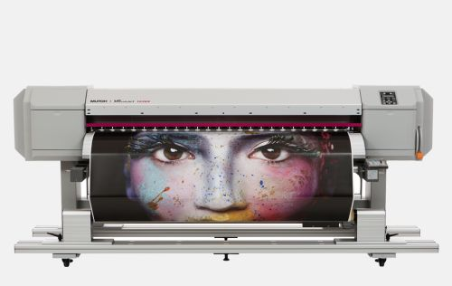 Mutoh ValueJet 1638X eco solvent printer