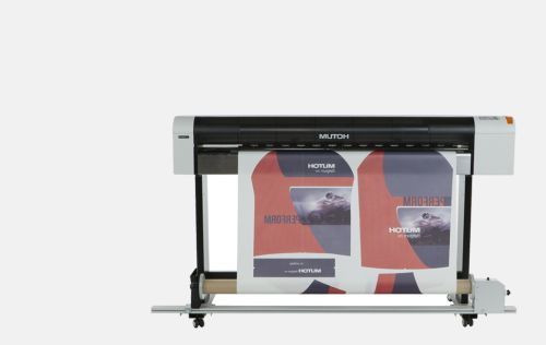 Mutoh DraftStation RJ-900XG dye sublimation printer