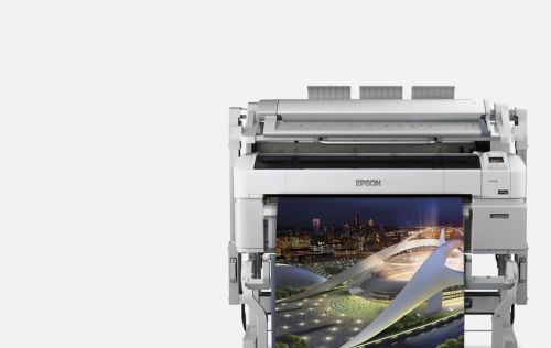 Epson T Series T5200MFP Printer