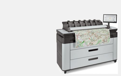 HP DesignJet XL 3600 36-in MFP