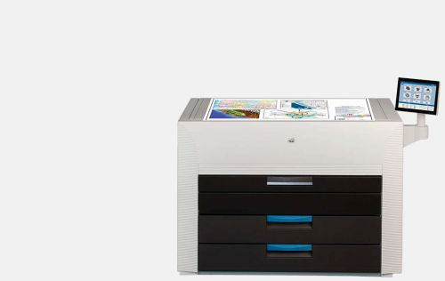 Kip 970 multi-touch colour print system