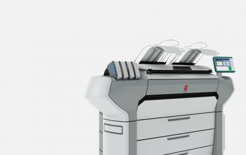 Océ ColorWave 700 Multifunction Printer