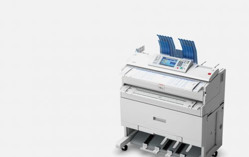 Ricoh Aficio MP W2400 Wide Format Photocopier