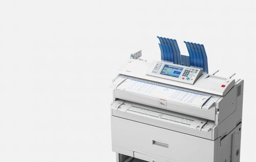 Ricoh Aficio MP W3600 Wide Format Photocopier