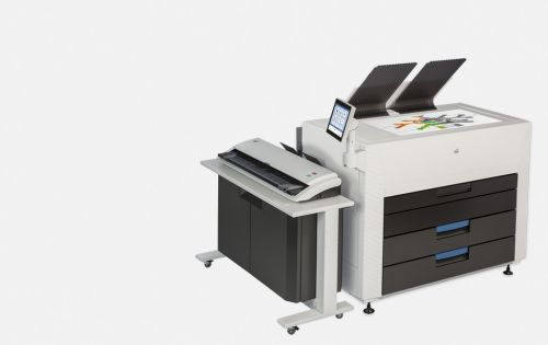 Entwistle Group sell the first KIP 800 series printer in Western Europe!