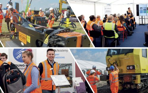 RailLIVE 2016 - Come and see our latest 3D and Smartphone laser measuring products