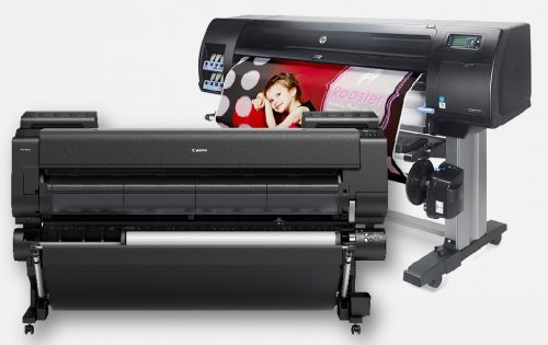 HP Z6800 verses Canon Pro 6000S - which wins our test?
