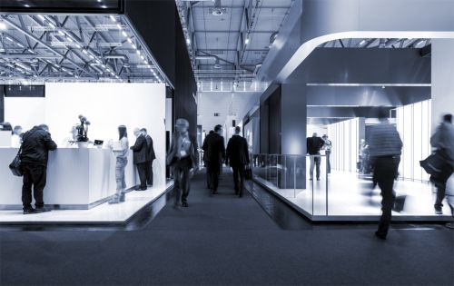 Tips for designing the best exhibition stands for trade shows