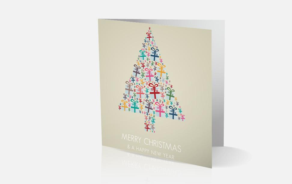 Christmas Card Printing.Beautifully Printed Bespoke Greetings Cards With No Minumum